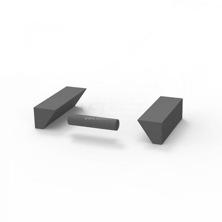 Counter bearing
