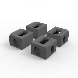 corner casting TL/TR/BL/BR