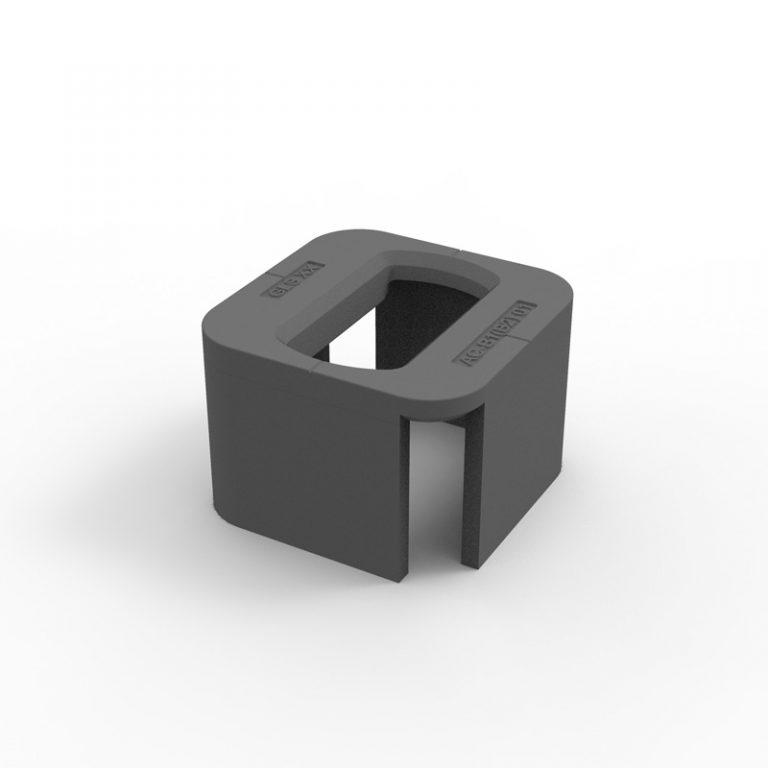 single raised foundation AC-B1/D
