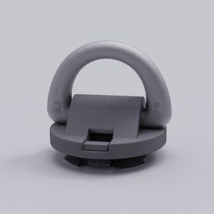 turnfoot d-ring 36ton AL-J1/36T