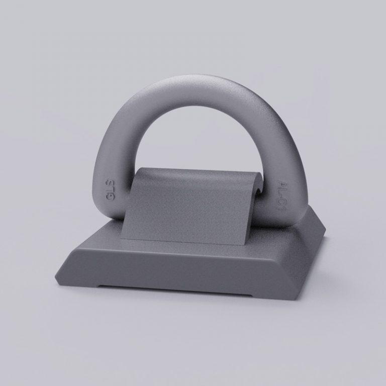turnfoot d-ring 36ton AL-K1/36T
