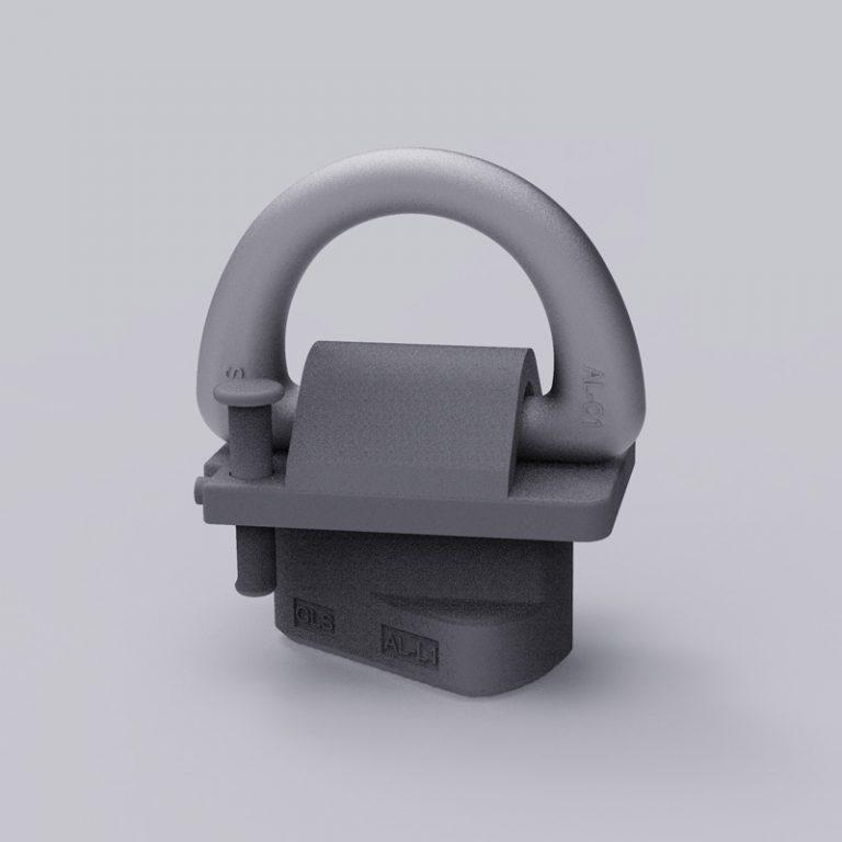 turnfoot d-ring 36ton AL-L1/36T