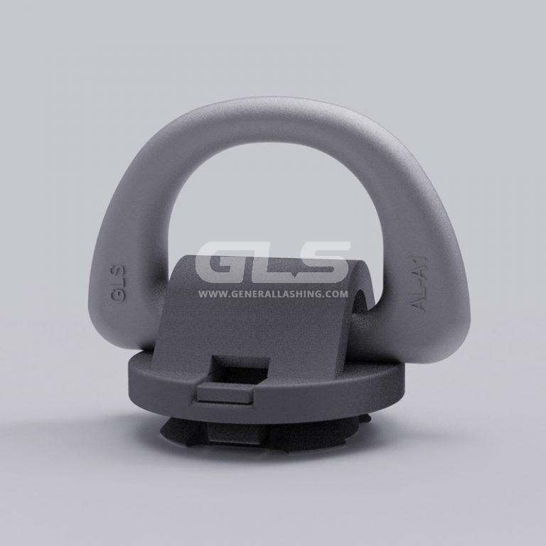 turnfoot d-ring 50ton AL-J1/50T
