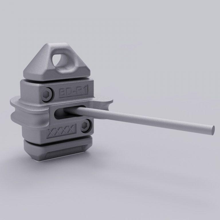 twist lock BD-R1
