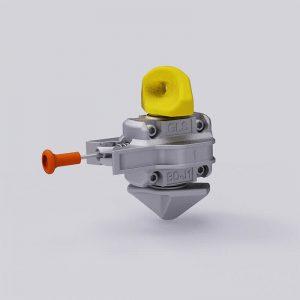 semi-automatic twistlock BD-J1